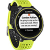 010-03717-50 - Garmin Forerunner 230 Yellow/Black