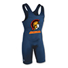 Brute High Cut Wrestling Singlet