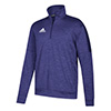 111f - Adidas Team Issue Men&#39s 1/4 Zip
