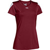 1259049 - UA Block Party S/S Women&#39s Jersey