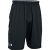 UA Team Raid Youth Short - Black/White - Youth Extra Small