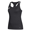 Adidas Team 19 Compression Women's Tank - Black - X-Small