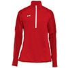 1327446 - UA Qualifier Hybrid Women's 1/4 Zip