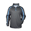 1481 - Badger Fusion 1/4 Zip Jacket
