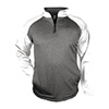 1484B - Badger Sport Heather 1/4 Zip