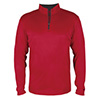 2102B - Badger B-Core Youth 1/4 Zip