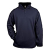 2480B - Badger 1/4 Zip Poly Fleece Yth Pullover