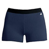 2629 - Badger Girls Pro-Compression Short