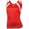 313 - Ladies Wicking Tank W/ Shoulder Insert