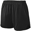 Solid Split Men's Short