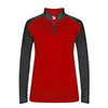 4008 - Badger Ultimate Women's Sport 1/4 Zip