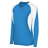 Girls Long Sleeve Court Jersey
