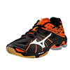 Mizuno Wave Lightning Z Women's Shoes - Black/Orange - 6.5