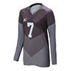 440380 - Mizuno L/S Sublimation Jersey
