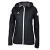 6836 - Adidas Climaproof Shockwave Wmn Full Zip