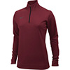 707448 - Nike Dri-Fit Women's 1/2 Zip