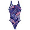 7719714 - Speedo Turbo Drop Back Girls&#39s Swimsuit