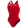 Speedo Guard Super Pro - Red - 30