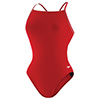 Speedo Female Solid Endurance+Thin Strap