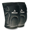 Mikasa Black Kneepad Junior