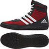 AQ3070 - Adidas Mat Wizard Wrestling Shoes
