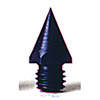 3/8 Steel Hex Replacement Spikes (100)