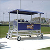 AAE Donkey-4 Portable 3' Press Box