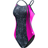 TYR Viper Pink Diamondfit Swim Suit