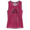 F82134 - Adidas Training Bib 14 - Vivid Berry