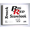 G5110 - BIG RED TRACK SCOREBOOK