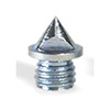 1/8 Pyramid Replacement Spikes (100)
