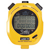 Ultrak 495 Stopwatch - Yellow