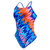 Nike Immiscible Cut-Out Tank Womens Swim