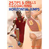 TD-02821C - 25 Tips & Drills: Coaching Horiz. Jumps