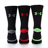 UA Heatgear Crew 3 pack Sock