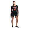 UA Armourfuse S/S Girls Quickset Jersey