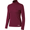 yt2535 - Asics Women&#39s TM 1/2 Zip